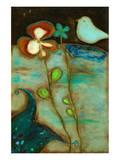 Sea Garden Triptych II