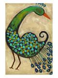 Preening Peacocks I