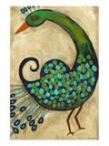 Preening Peacocks II