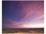 La Palouse Steptoe at Sunset II