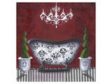 French Tub Red I
