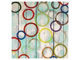 Rainbow Circles IV