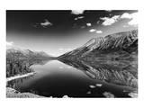 Reflections  Lake Tutshi  British Columbia