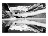 Reflections  Lake Louise  Banff  Alberta