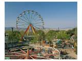 Park on Montjuic Barcelona