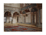 A View of the Interior of a Room in the Sultan Selim Mosque