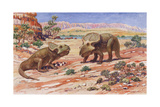 Ancient Protoceratops Were Egg-Laying Dinosaurs
