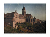 Schloss Marienburg Castle  the Most Significant of the Teutonic Order