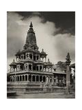 The Krishna Mandir Temple in Patan  Nepal