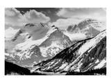 Jasper National Park in the Rockies  Alberta