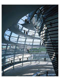 Dome Reichstag  Berlin Germany