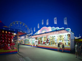 Games and Rides at the Minnesota State Fair