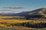 Lamar Valley on a Fall Evening