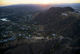 The Hollywood Sign and Griffith Park in Los Angeles