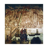 Saint Theodore and City of Pavia  1522