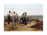 Artillery Emplacement  1880-1885