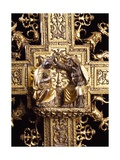 Detail from Silver-Gilt Cross  1509