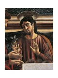 Apostle Philip  Detail from the Last Supper  1450