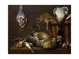 Still Life with Game  1671