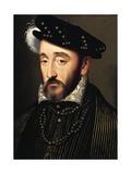 Portrait of Henry II of France  King of France