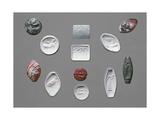 Bronze Age Seal Stones and Impressions  Cretan  C1600 BC