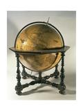 Celestial Globe  1698