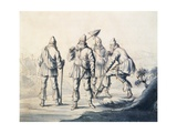 Swedes Who Work the Land  Sweden 17th Century