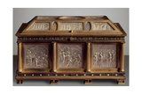 Rock Crystal Chest with Scenes from Life of Christ