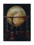 Earth Globe  1635