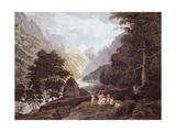 Source of Ganges  1820