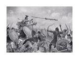A Roman Battle with the Volscians