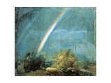 Landscape with a Double Rainbow  1812