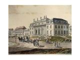 The Adapted Godesberg in Bonn  Detail  1790