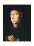 Portrait of Jan De Leeuw  1390-1441