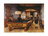 Game of Pool  1873