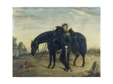 Portrait of Giovanni Cornia  1863