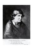 Portrait of Italian Poet and Writer  Giovan Battista
