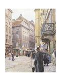Austria  Vienna  Jewish Quarter in Vienna  1906