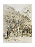The French Army  1886  Colonial Wars  Morocco