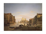 The Grand Canal in Venice  1838