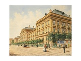 Spittalgasse in Vienna  1904