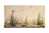 Dutch Fleet  1672