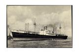 Dampfer SS Soestdijk  Holland America Line