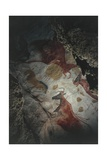 France  Aquitaine  Lascaux Grotto  Restoration Intervention on Upper Paleolithic Cave Painting