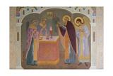 Russia  Sergiev Posad in Trinity St Sergius Monastery