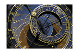 Czech Republic  Prague  Astronomical Clock at Old Town Hall Tower  Astromical Dial