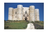 Italy  Apulia Region  Le Murge  Andria  Bari  Castel Del Monte