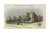 Chateau D'Angers  Angers  Maine-Et-Loire