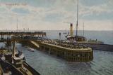 Victoria Pier  Hull  Yorkshire