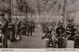 Machine Shop  Clement Talbot Motor Works  London